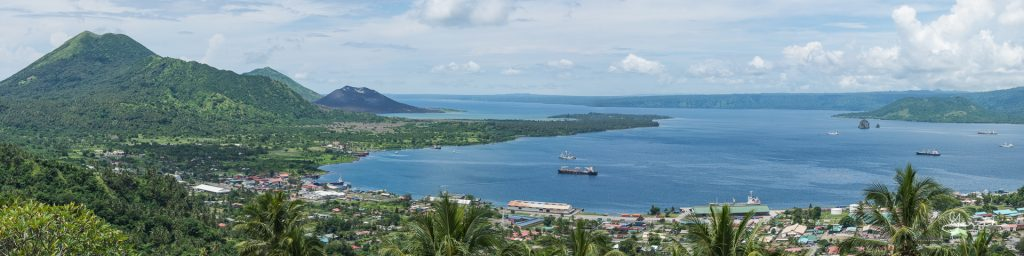 Rabaul Caldera