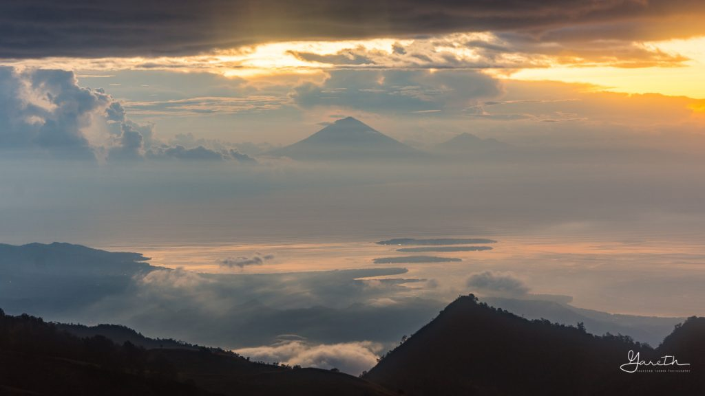 Rinjani Sunset